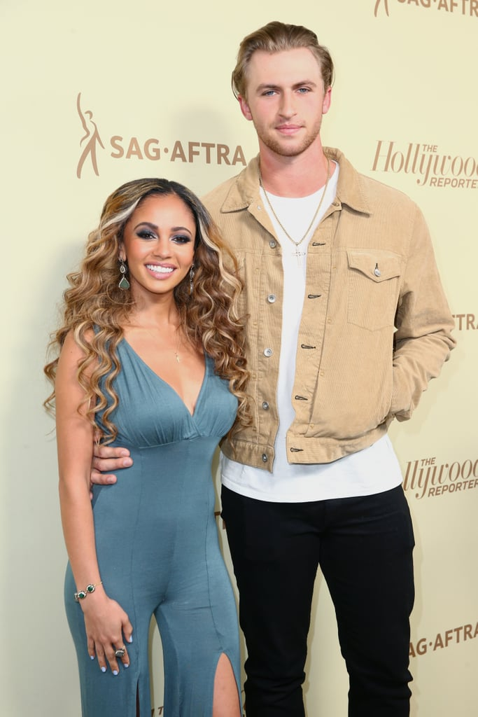 Who Is Vanessa Morgan Dating?