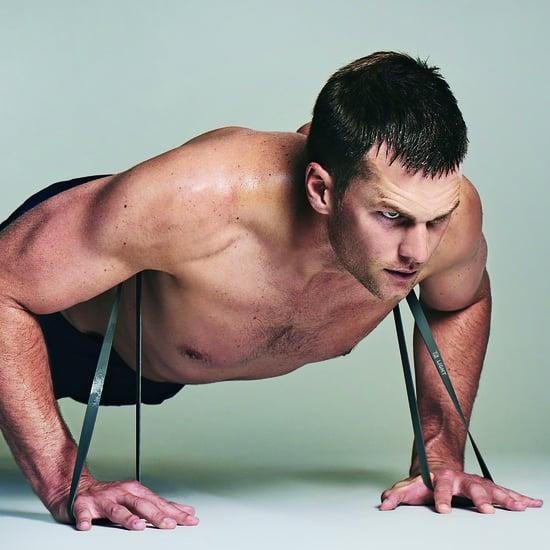 Tom Brady's 40-Minute Total-Body Workout