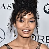 Yara Shahidi's Icy Pastel Shadow and Liner Combo
