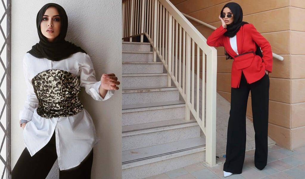 أروع إطلالات أزياء سهى محمد طه