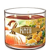 Pumpkin Patch 3-Wick Candle
