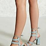 Forever 21 Denim Heels