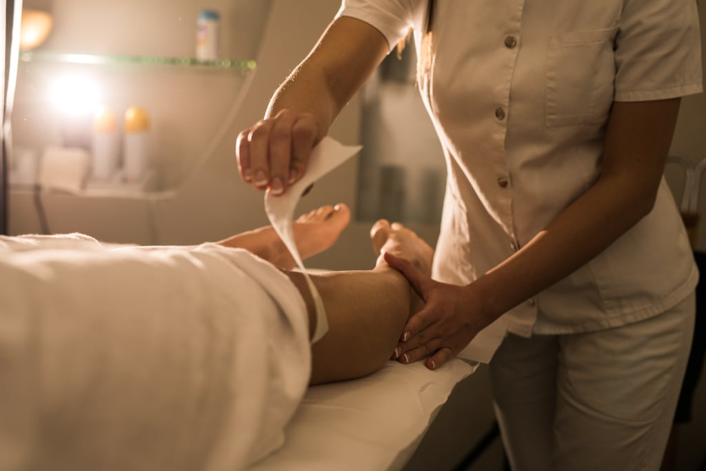 How Should You Prepare for Your First Legs Waxing ...