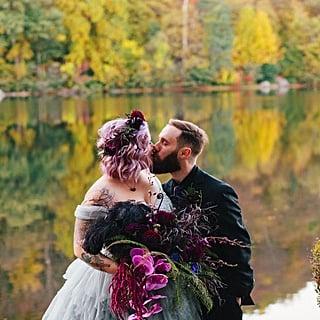 Halloween Haunted Mansion Wedding