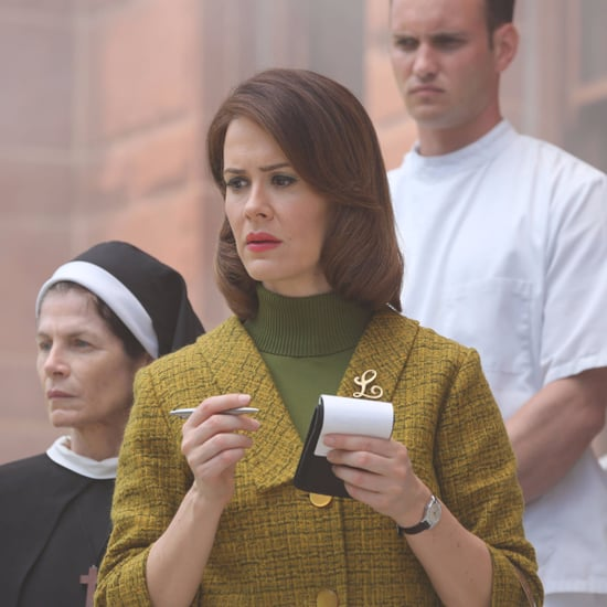 Reactions to Lana Winters Reference on AHS: Cult