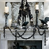 Decorative Mantle Display