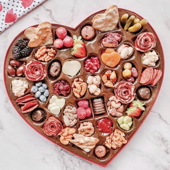 Valentine's Day Charcuterie Board Inspiration