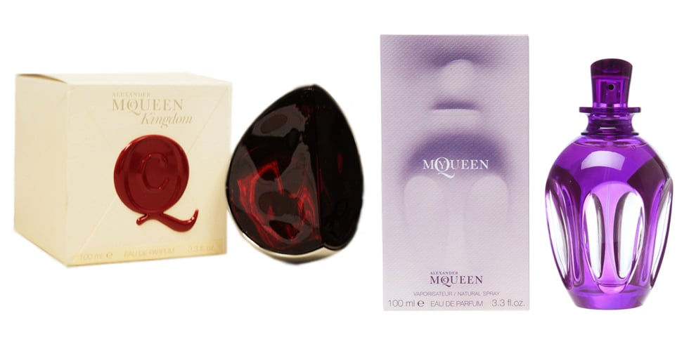 Alexander McQueen Is Creating a Male and Female Fragrance