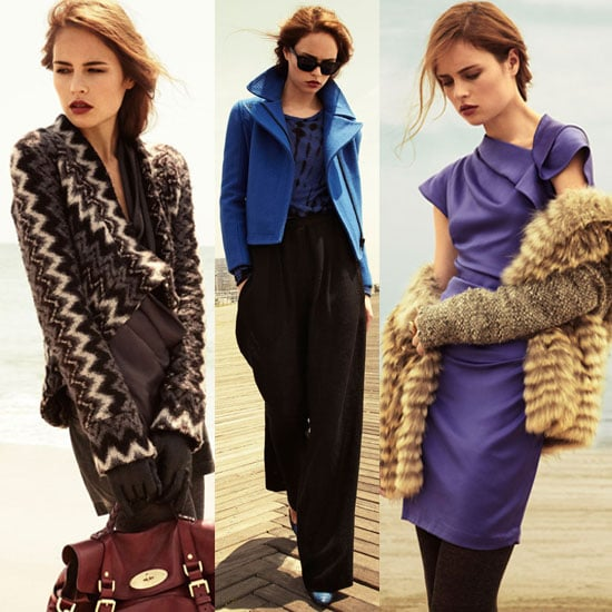 Intermix Fall Lookbook 2011