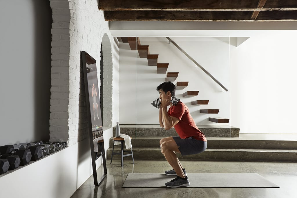Mirror Home Fitness Device Now Has Virtual Personal Training