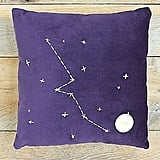 Taurus Star Sign Pillow ($98)