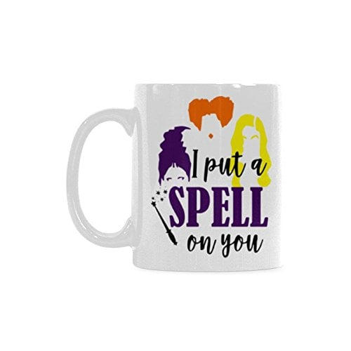 i put a spell on you coffee mug tea cup best hocus pocus mugs