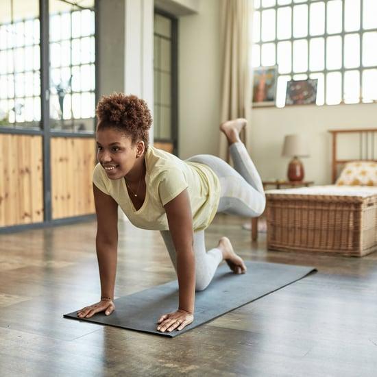 Bodyweight Booty Floor Workout by Jeanette Jenkins