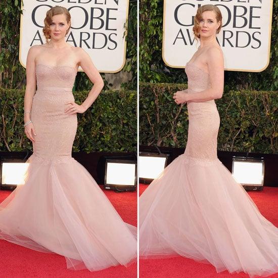 Amy Adams | Golden Globes Red Carpet Fashion 2013