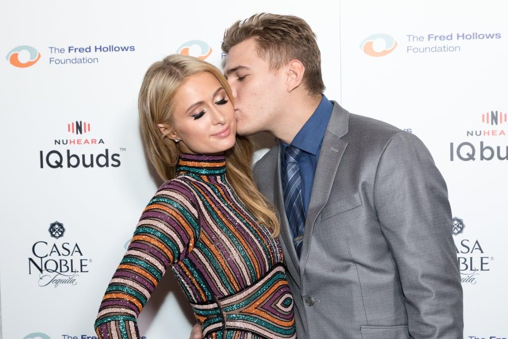 Paris Hilton and Chris Zylka's Cutest Pictures
