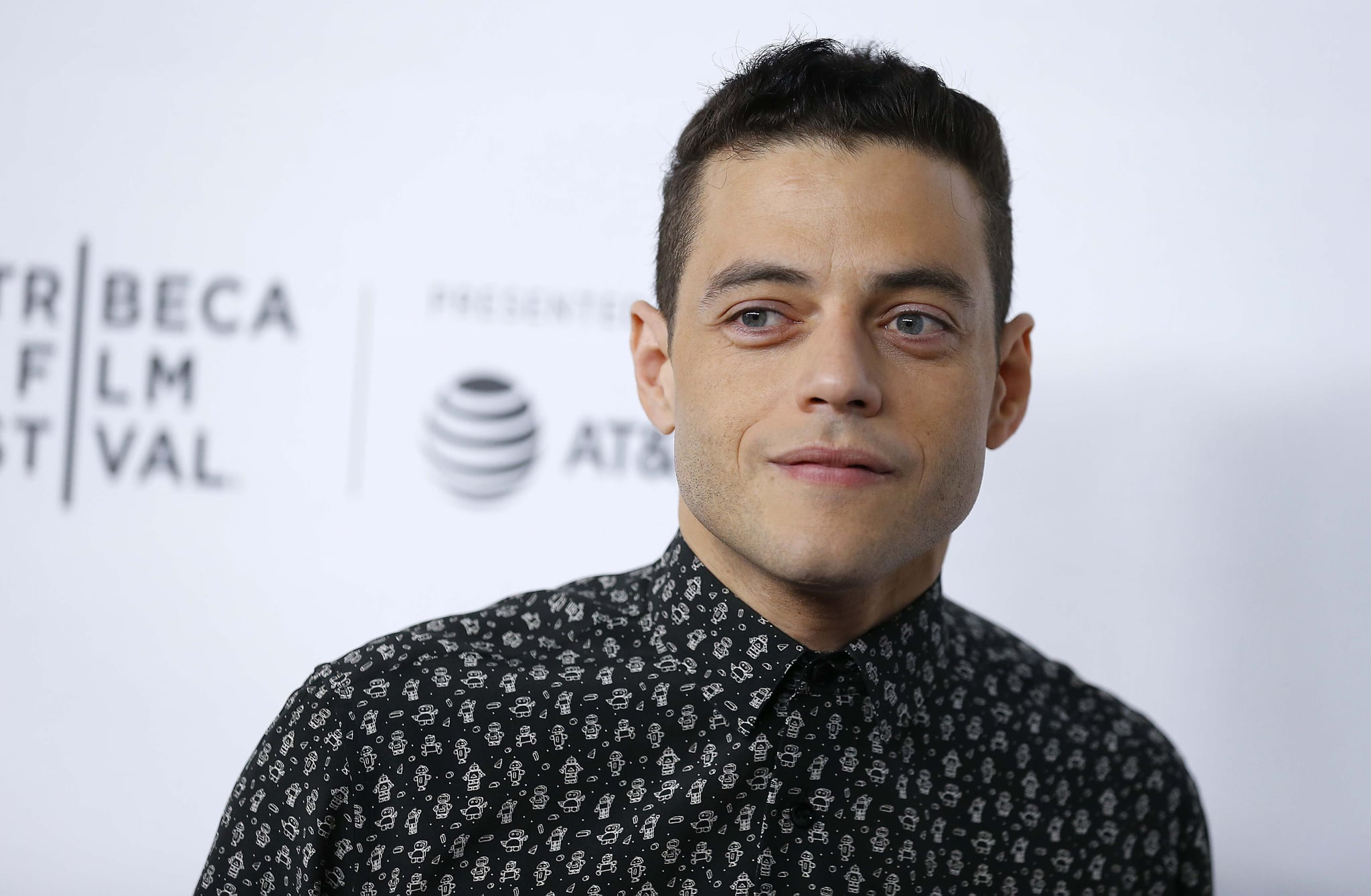 NEW YORK, NEW YORK - APRIL 28: Rami Malek attends Tribeca Talks - A Farewell To