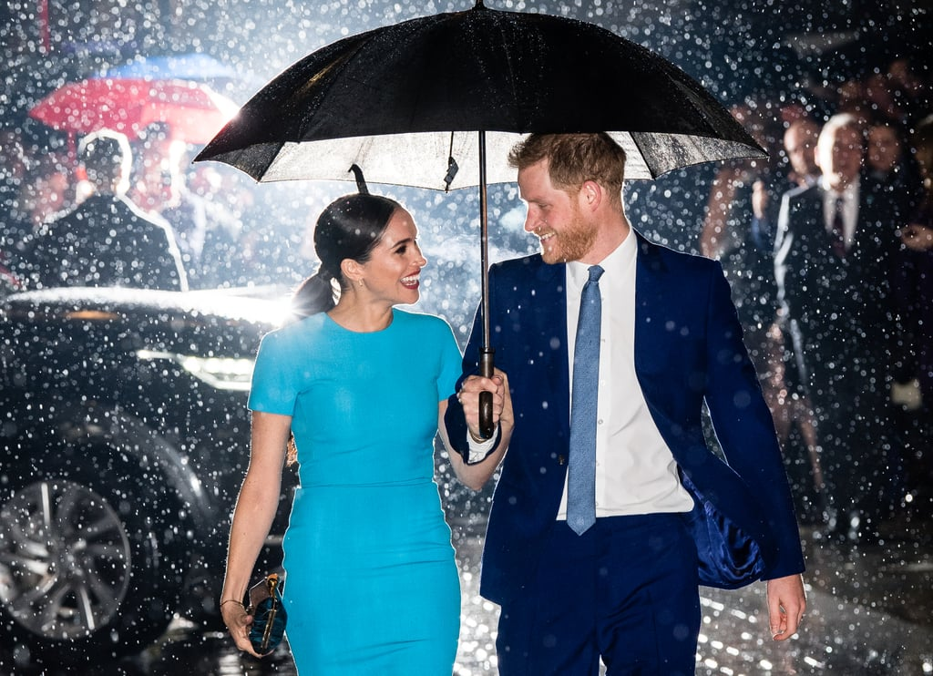 Anyone can tell that Prince Harry and Meghan Markle are crazy about each other. Aside from showing off sweet PDA any chance they get, the couple has the look of love down pat. During their official appearances together, Meghan and Harry have been caught giving each other heart eyes. Seriously, it's almost like the rest of the world stands still in that moment. See all the times Meghan has looked head over heels ahead.       Related:                                                                                                           Everyone Else Can Go Home Now, Because 2019 Belongs to Prince Harry and Meghan Markle