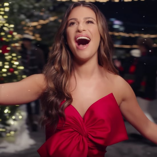 Lea Michele's Christmas Album Is Basically a Glee Reunion