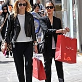 Jessica Alba Explores Paris on Foot