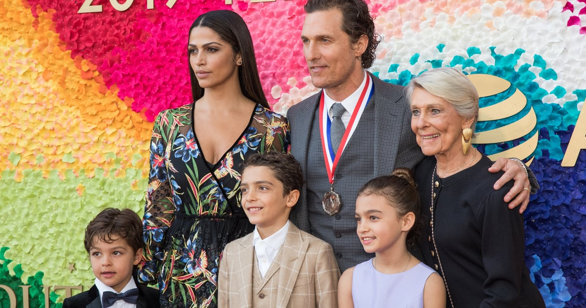The 3 Things Kids Can't Do in Matthew McConaughey's House Are So Smart, You'll Want to Copy Him
