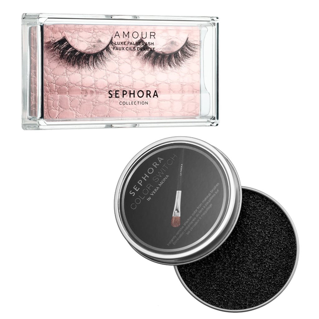 $10-$20 Range: Sephora Collection Luxe False Lash or Sephora Color Switch by Vera Mona