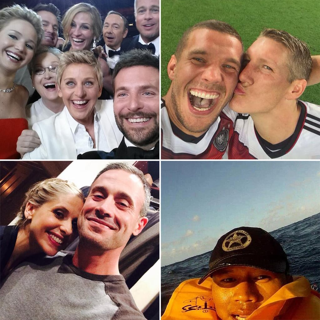 The Best Selfies of 2014 | Pictures