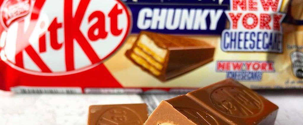 New York Cheesecake Kit Kat Chunky