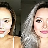 How to: Use NYX Colour-Correcting Concealer Palette
