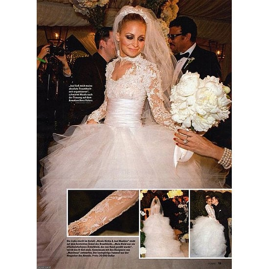 Nicole Richie Wedding Gown: Nicole Richie In Sydney: We Chat Style Icons, Moving To