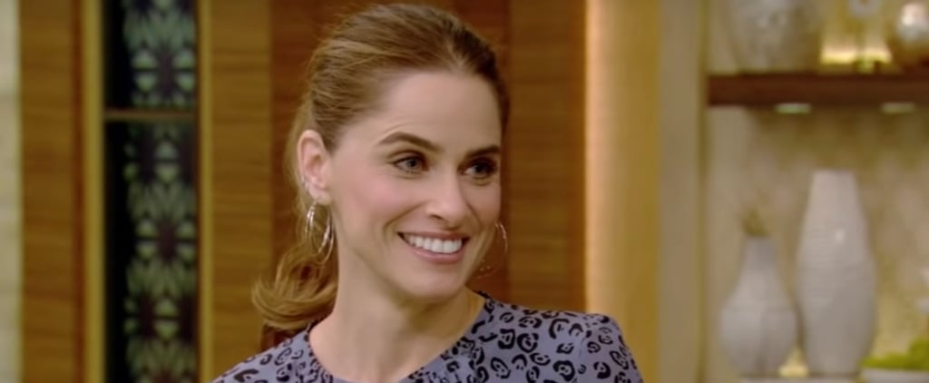 Amanda Peet Talking About Game of Thrones Ending Oct. 2018
