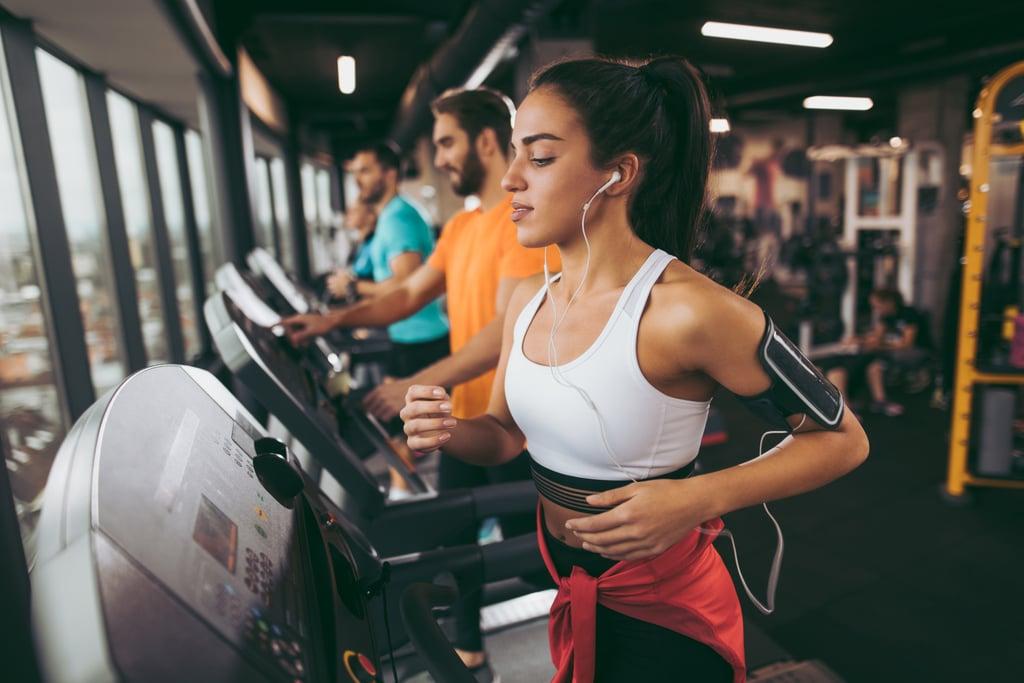 Increase Physical Activity,  Especially Intense Cardio Exercise