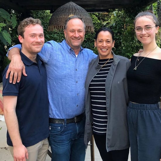 Kamala Harris's Stepkids Cole and Ella Emhoff Talk Family