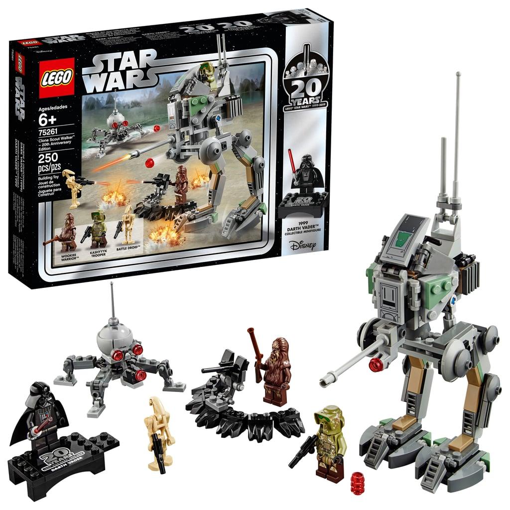 Lego Star Wars Clone Scout Walker | Best New Toys 2019