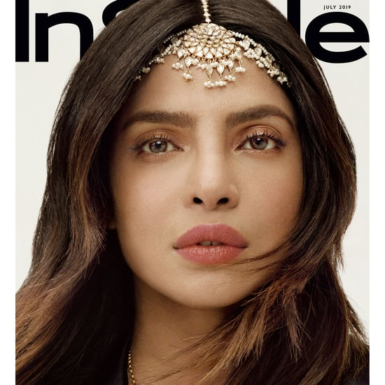 Priyanka Chopra InStyle July 2019 Cover