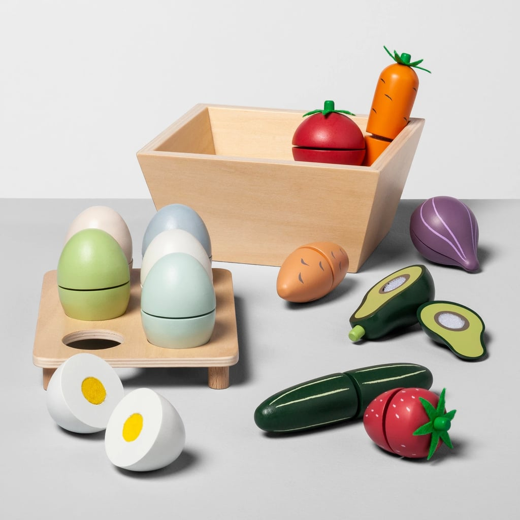 Toy Fruit and Vegetables