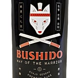 Bushido Way of the Warrior Sake in a Can