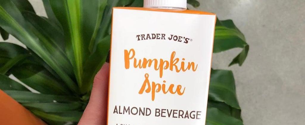 Pumpkin Spice Foods at Trader Joe's