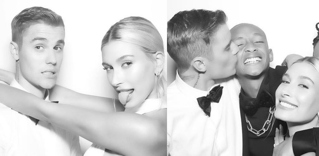 Images from Justin and Hailey Bieber's Wedding Reception