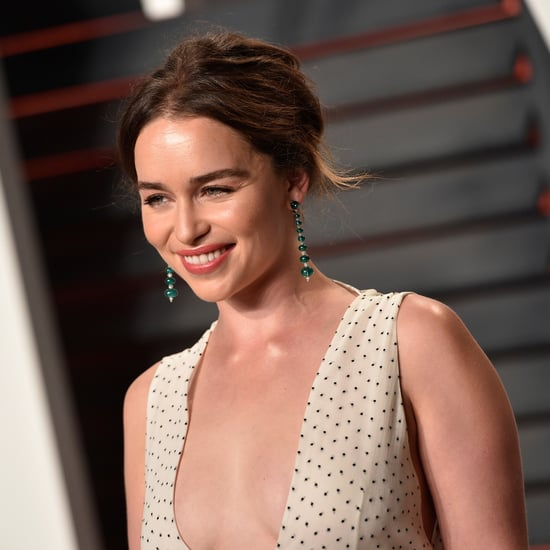 Emilia Clarke Compares Racism to Sexism Quote June 2017