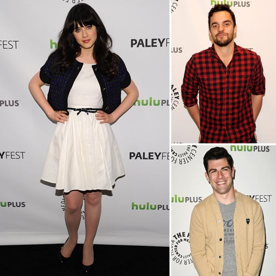 Zooey Deschanel and New Girl Cast at PaleyFest Pictures