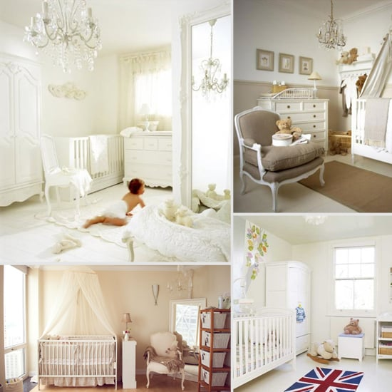 19 White Nurseries That Are Anything But Boring