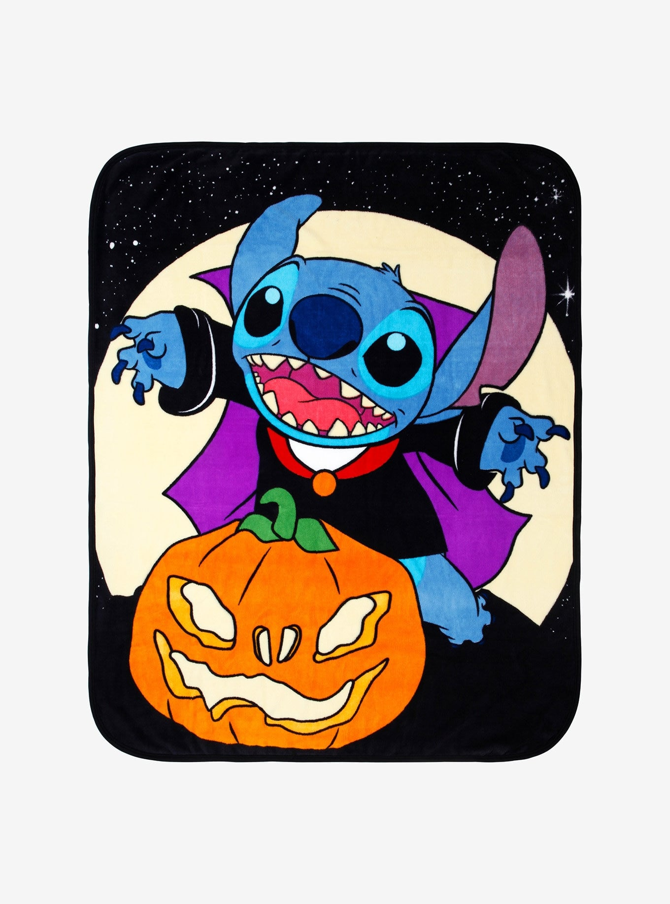 Disney Lilo Stitch Vampire Stitch Throw Blanket Wow Hot Topic S New Halloween Themed Home Decor Is Chillingly Cool Popsugar Home Photo 18