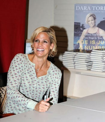 FitSugar Exclusive Interview With Olympic Swimmer Dara Torres