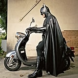"""Batman on Scooter,"" Gregg Segal"