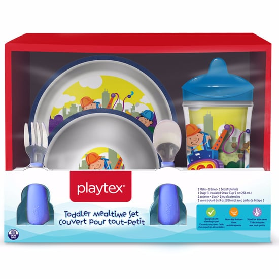 Playtex Kids Plastic Plates and Bowls Recall October 2017