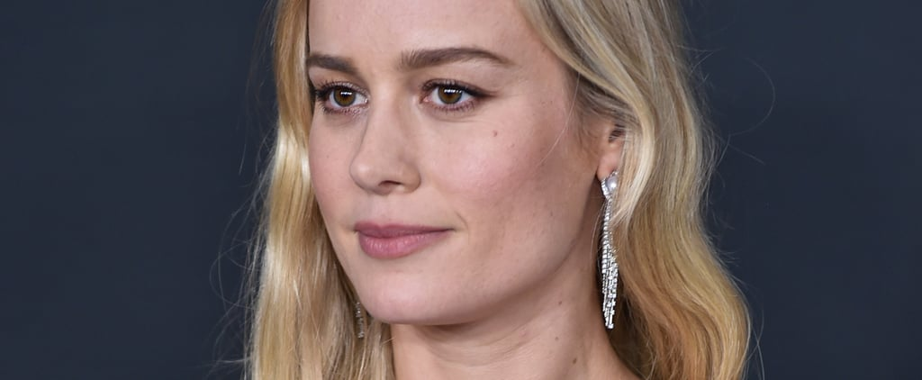 Watch Brie Larson Do a 1-Arm Push-Up