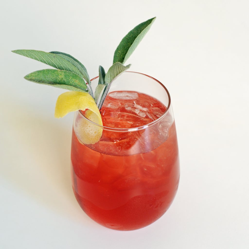 Honey-Sage Sangria