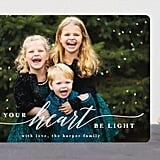 Light-Hearted Card from Minted ($1-$3 per card)