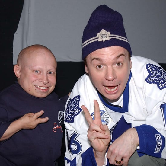 Mike Myers Quotes About Verne Troyer's Death 2018