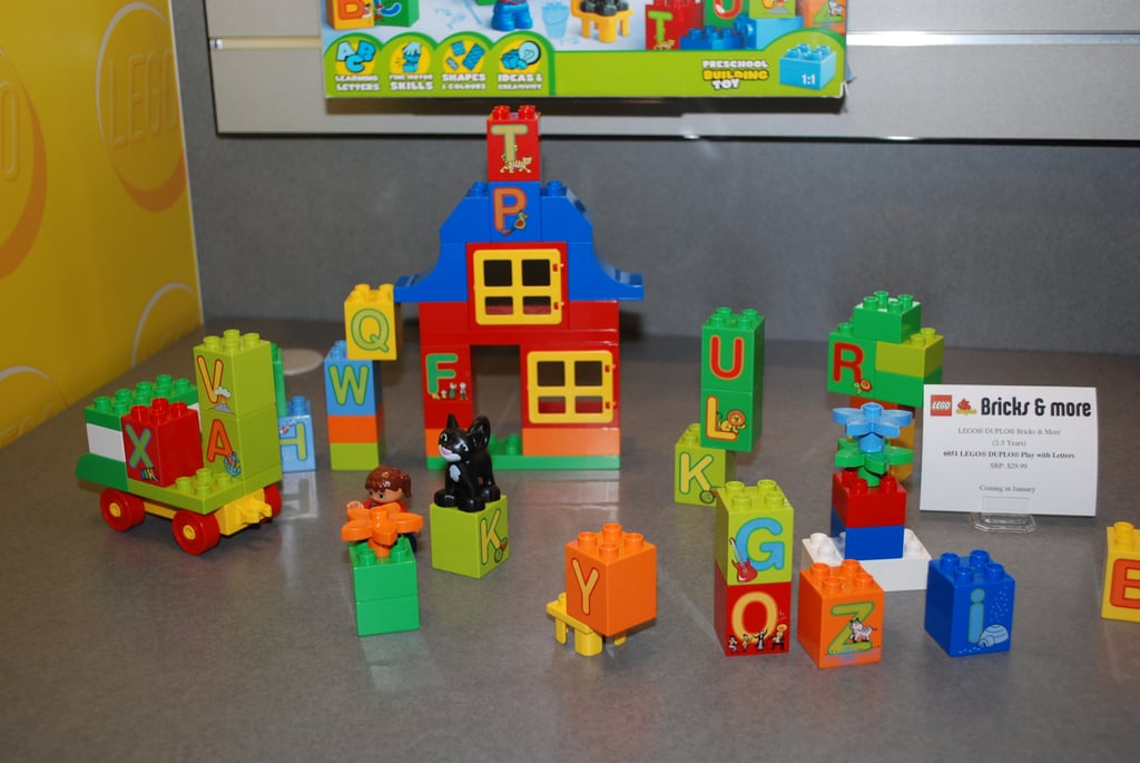 Greater Variety of Toddler Toys